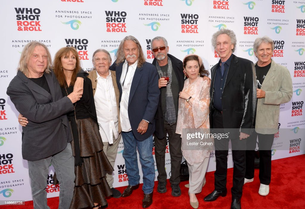 Who Shot Rock & Roll Opening At The Annenberg Space For Photography