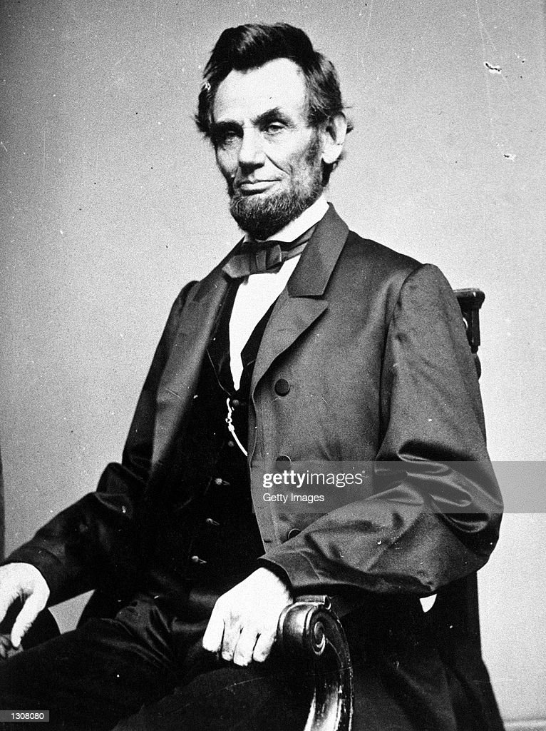 A photographic portrait is displayed showing <a gi-track='captionPersonalityLinkClicked' href=/galleries/search?phrase=Abraham+Lincoln&family=editorial&specificpeople=67201 ng-click='$event.stopPropagation()'>Abraham Lincoln</a>, the 16th president of the United States. Retired physician and medical historian, Norbert Hirschhorn wrote a study that suggests Lincoln''s use of a medication in the form of a blue pill for depression contained enough mercury to cause uncontrollable bouts of anger in the President and could have eventually killed him had he not stopped taking the pills.
