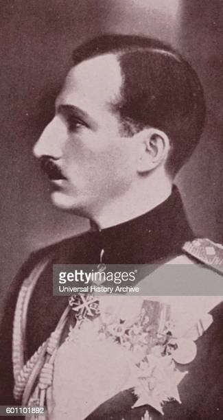 Photographic portrait of Boris III of Bulgaria Dated 20th Century