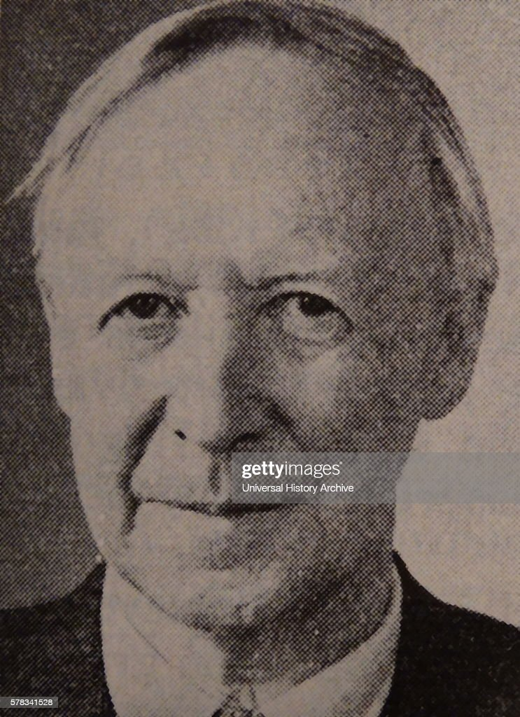 Photographic portrait of Ernst Wigforss a Swedish politician an linguist Dated 20th Century