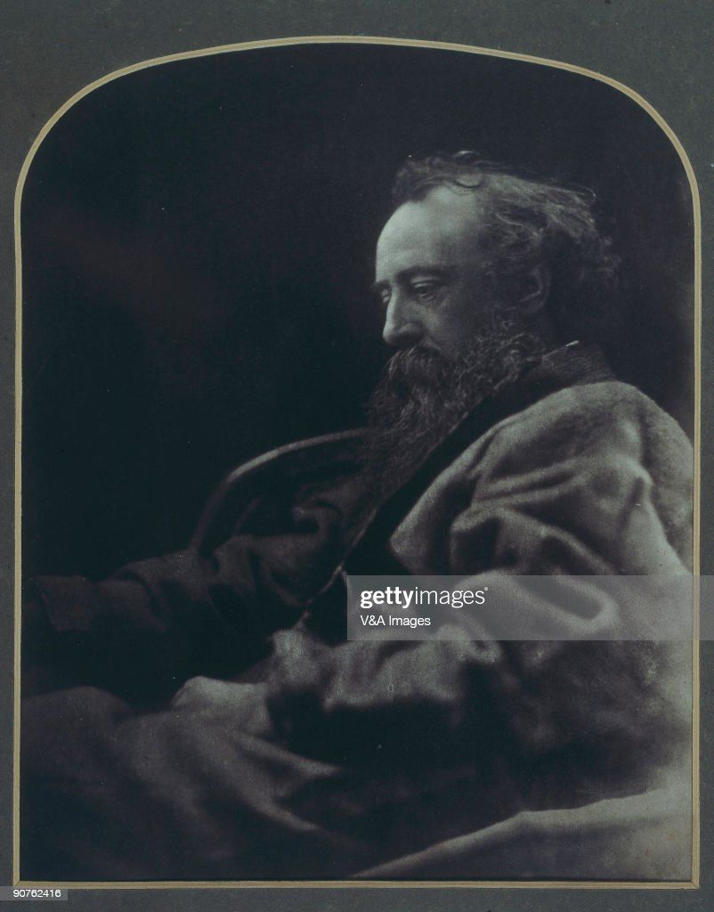 Photographic portrait of Watts by Julia Margaret Cameron Cameron's photographic portraits are considered among the finest in the early history of...