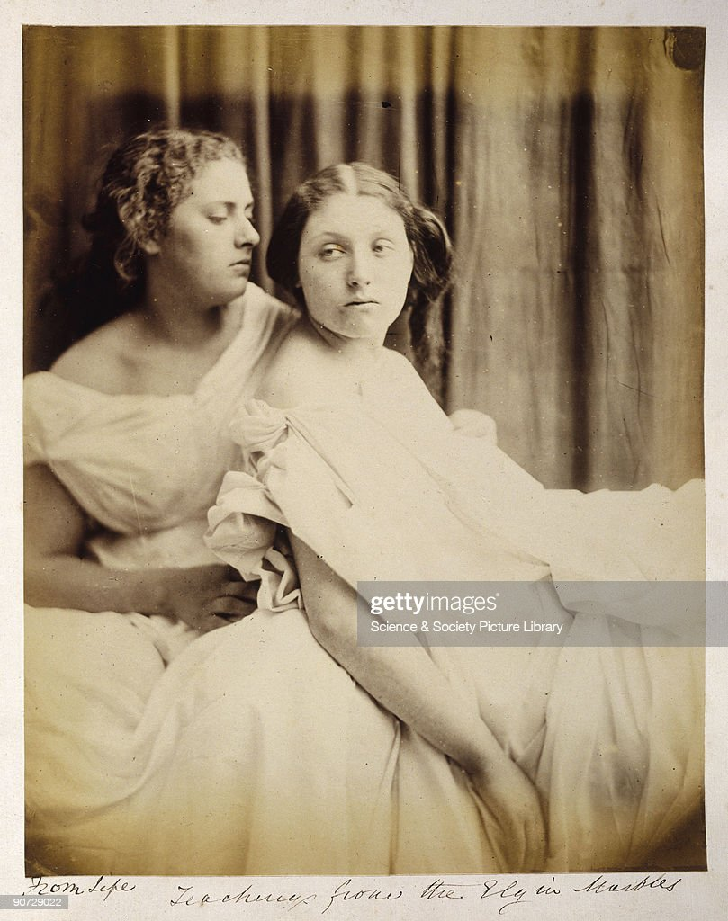 Photographic study based on the Elgin Marbles by Julia Margaret Cameron Cameron's photographic portraits are considered among the finest in the early...