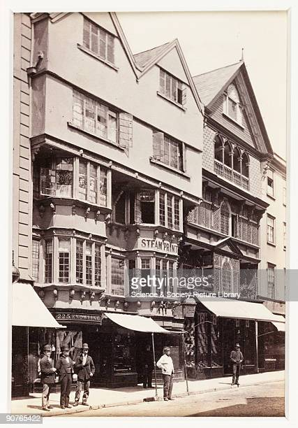 A photographic view of Exeter High Street in Devon published by Francis Bedford Co Francis Bedford was a prolific and wellrespected photographer of...