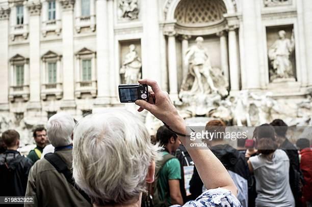 Fotografare la Fontana di Trevi a Roma