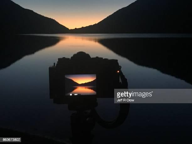 Photography at Sunrise