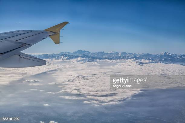 Photography from the plane