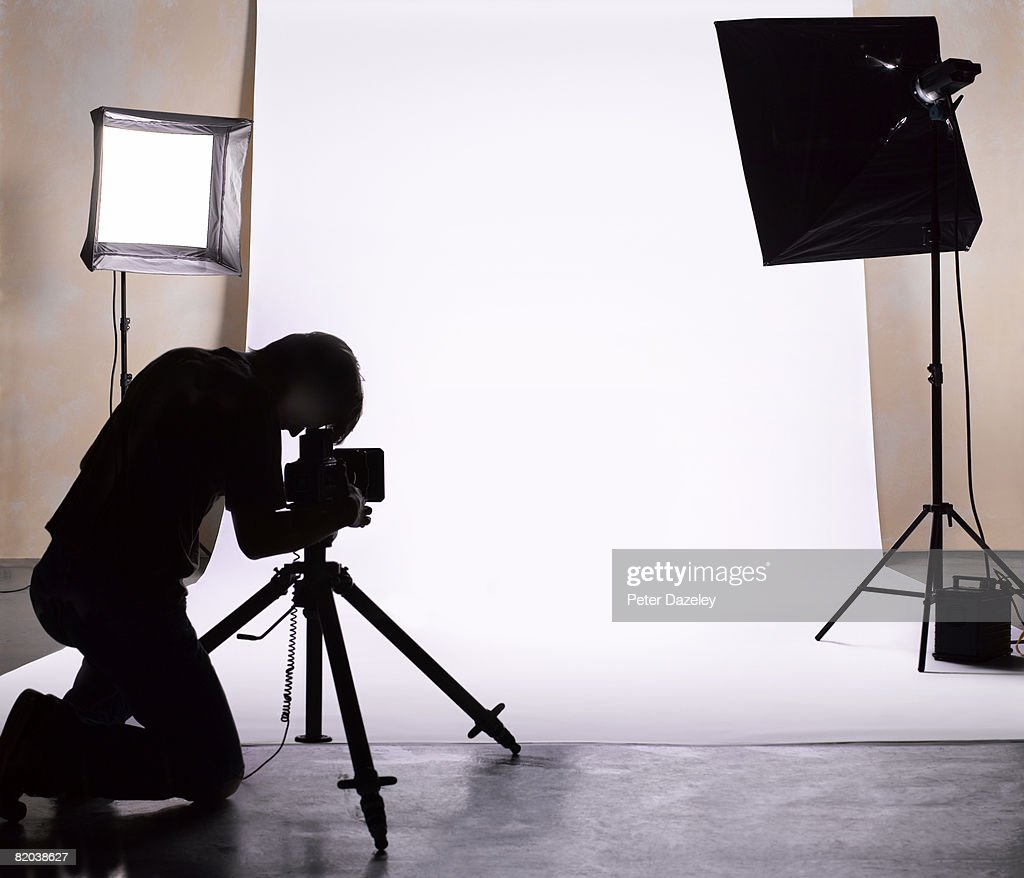 Photography studio with Photographer
