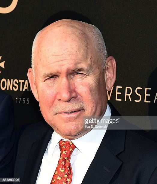 Photojournalist Steve McCurry attends the Vacheron Constantin New Watch Collection Launch at The Highline on May 25 2016 in New York City