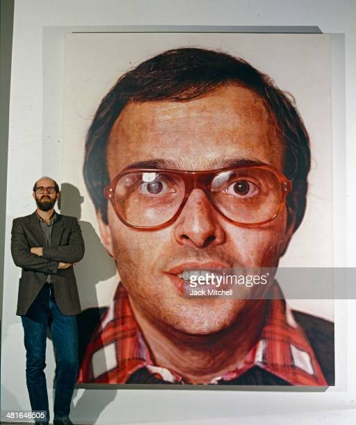 biography of the american photorealist painter chuck close Bio jesse edwards lives and works in new york, ny and seattle, wa  he  worked with chuck close, a well known photo-realist painter, from late 2012 to  early 2013 edwards historicizes american counterculture by representing its  symbols.