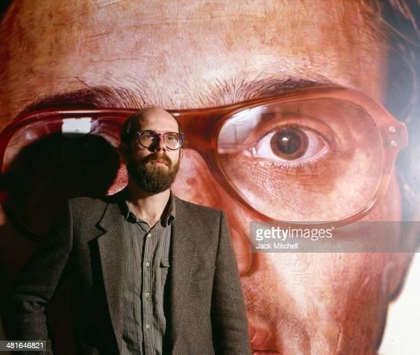 Chuck Close on ArtStack - art online