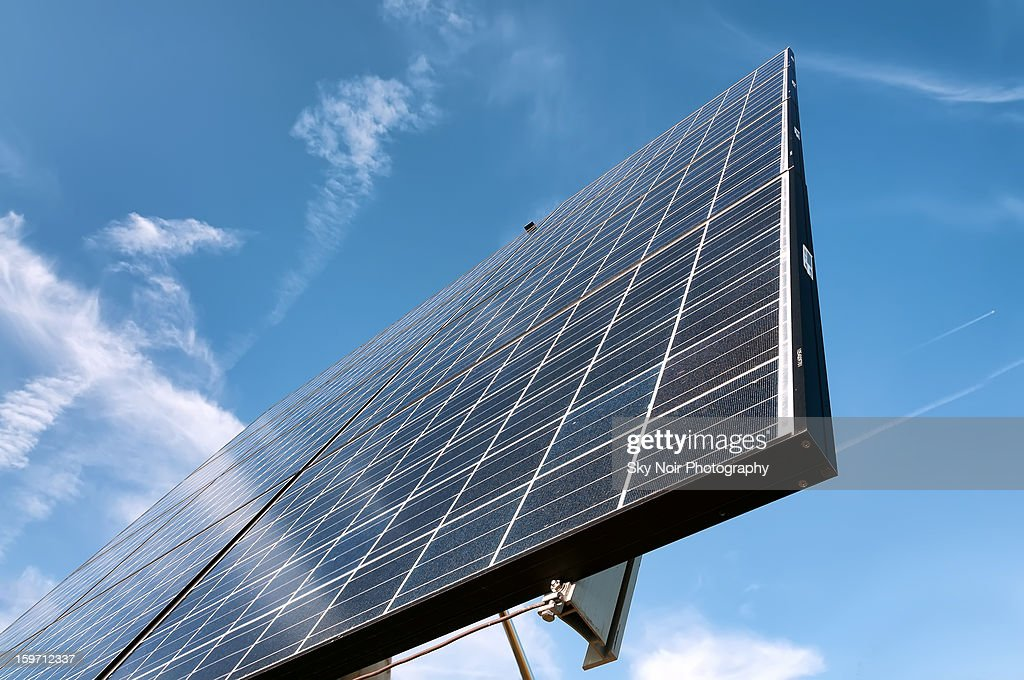 CONTENT] Photovoltaic Cell Panels