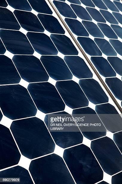 Photovoltaic solar panel