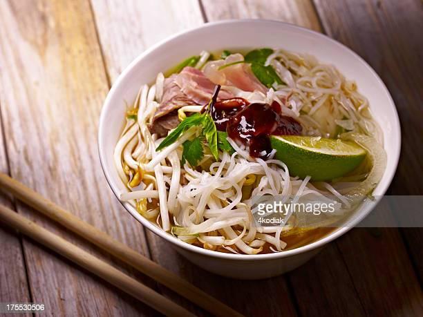 フォー、ベトナムの麺スープ