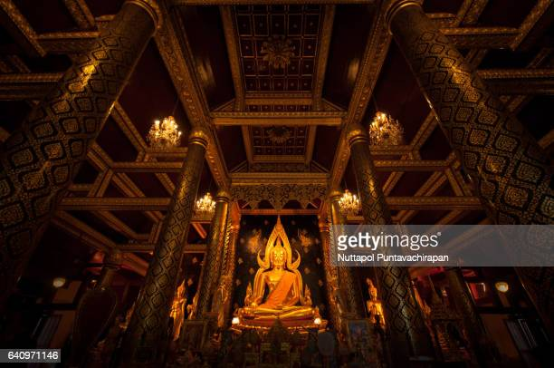 Phra Buddha Chinnaraj Temple, Phitsanulok, Thailand