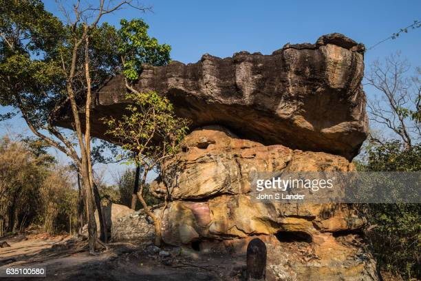 Phu Phra Bat is one of the premier attractions in Isaan Its location in rural Udon Thani province keeps the crowds at bay Large boulders seem to...
