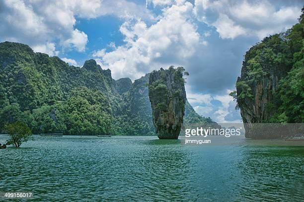 Phuket Island, Phangnaga Bay, Phi Phi Don