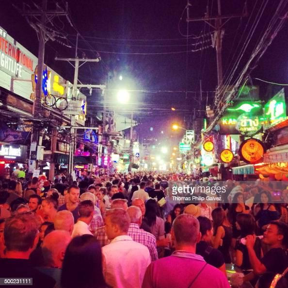 Phuket on New Years Eve