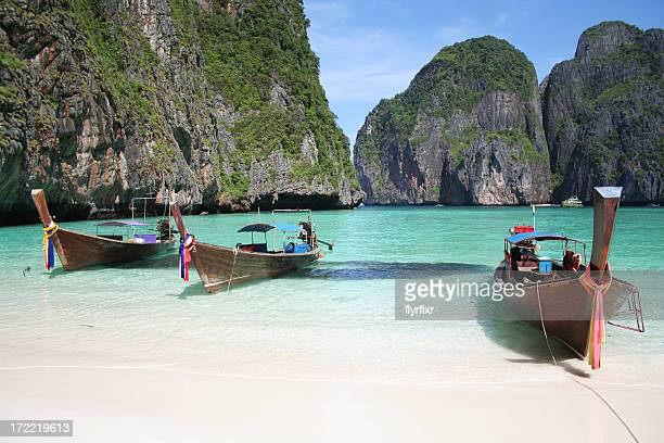 Phuket, Thailand - boating
