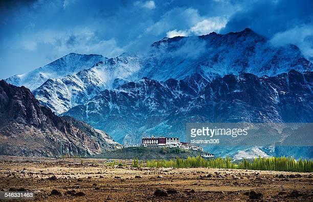 Phyang Monastery in Leh Ladakh