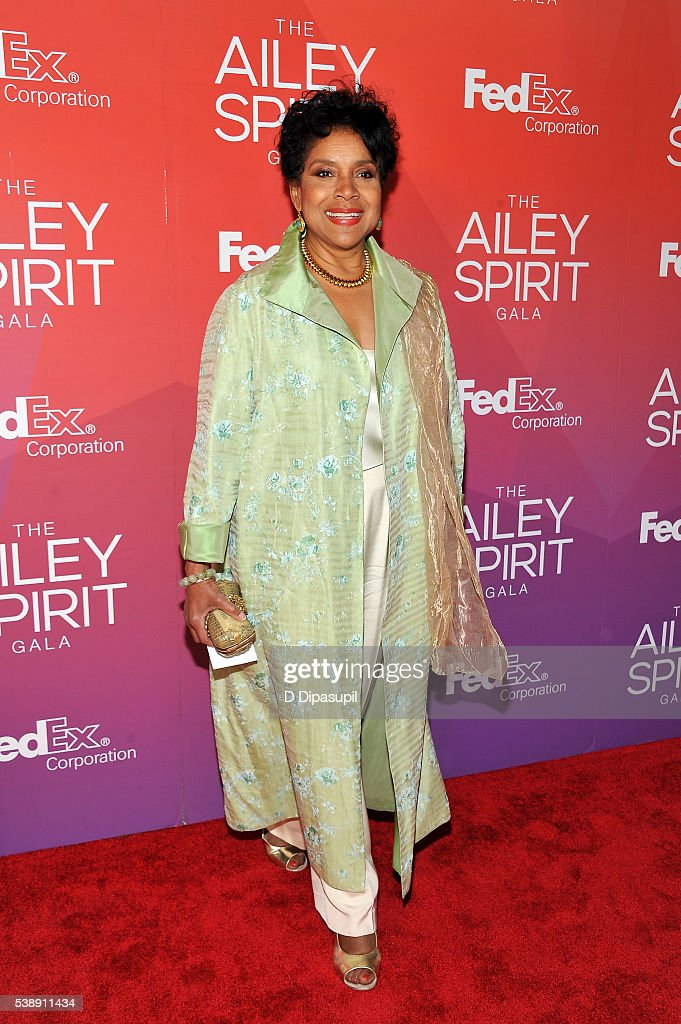 Phylicia Rashad attends the 2016 Ailey Spirit Gala at David H. Koch Theater at Lincoln Center on June 8, 2016 in New York City.