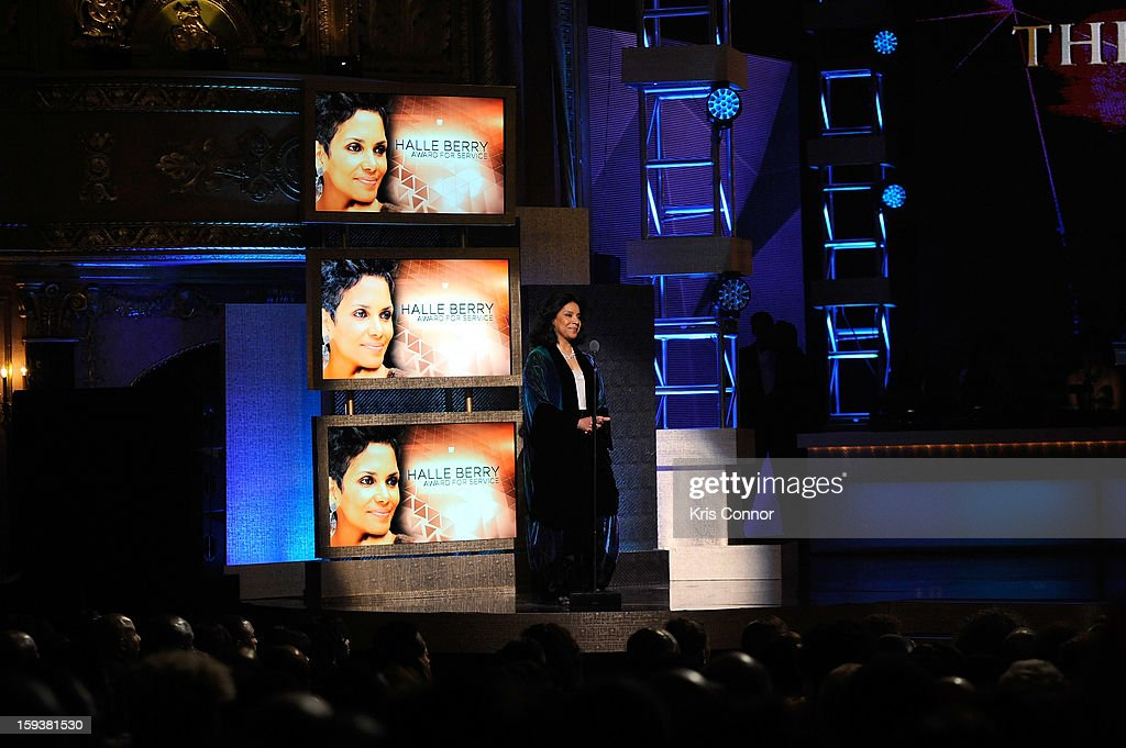 Phylicia Rashad onstage at BET Honors 2013 at Warner Theatre on January 12, 2013 in Washington, DC.