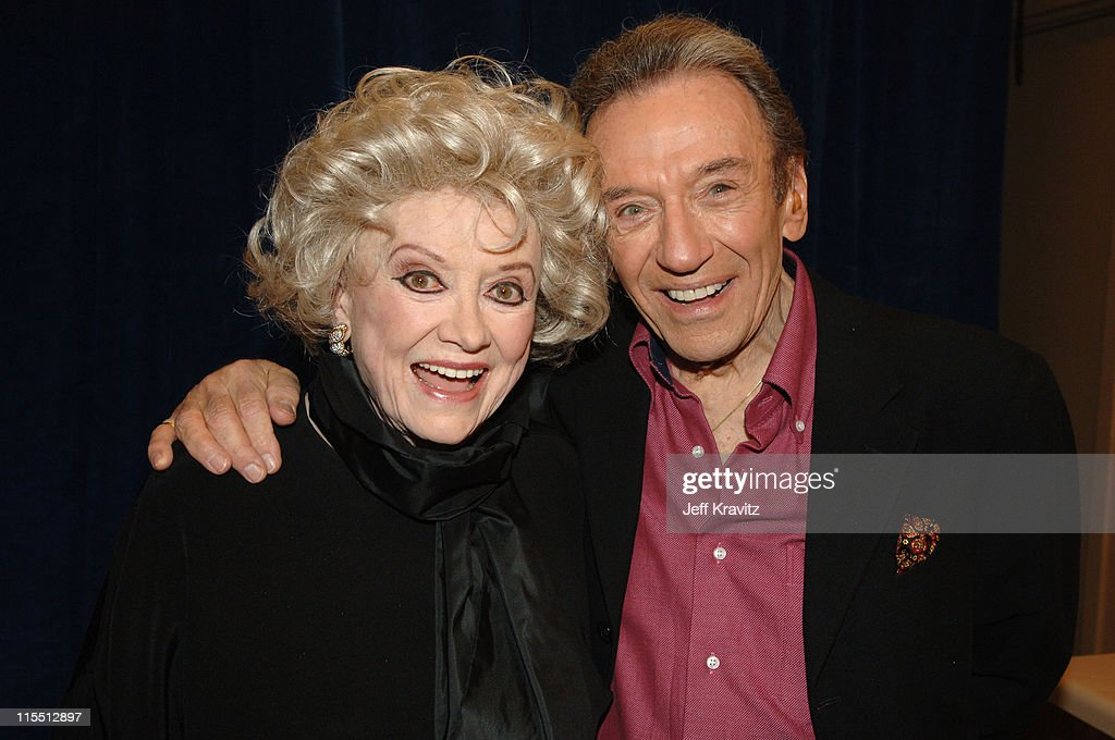 Phyllis Diller and Norm Crosby *Exclusive Coverage*