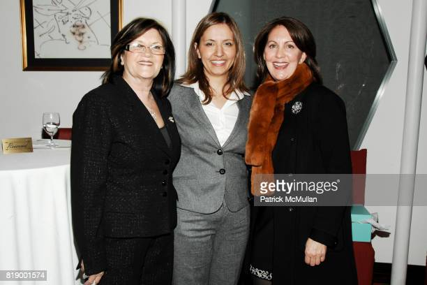 Phyllis Heideman Gila GamlielDemri and Annie Jacoby attend MOMENTUM WOMEN Honor Gila GamlielDemri hosted by Ceslie Armstrong Phyllis Heideman Cynthia...