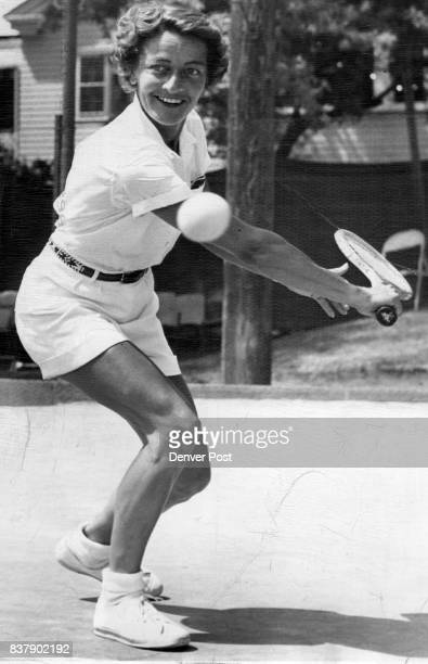 Phyllis Lockwood Boulder star will be among the more highly regarded entrants in the women's singles of the Denver City tennis tourney which opens...