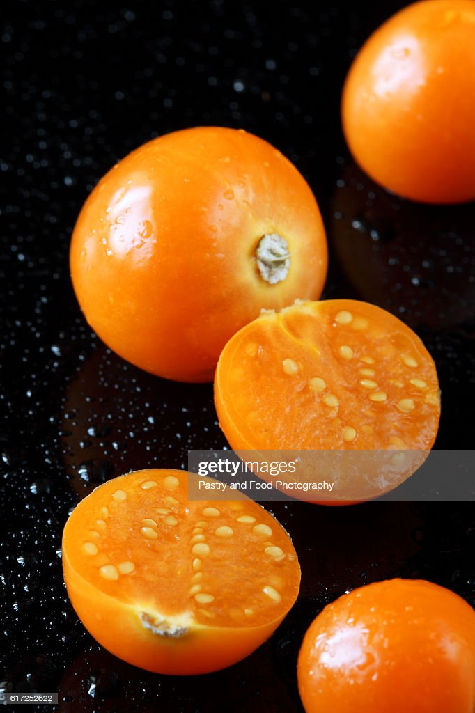Physalis (macro shot) : Stock Photo