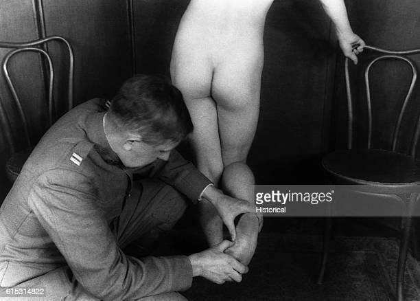 Physical Examination of Aviation Recruit