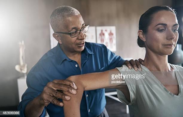 Physiotherapie zur Verbesserung der Art und Weise, wie du dich bewegst