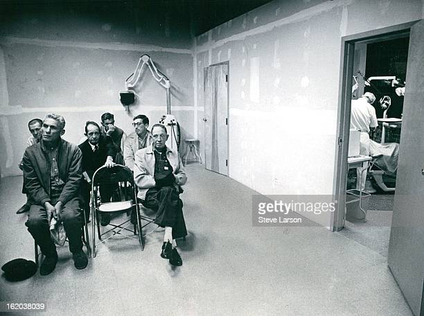 NOV 30 1970 DEC 2 1970 DEC 3 1970 Physicians and dentists are available for free medical and dental aid every Monday night The clinic open 'from 8 pm...