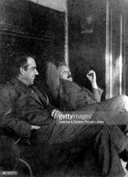 Physicists Einstein and Bohr both worked on quantum theory Einstein developed his theory of relativity between 1900 and 1916 and received the Nobel...