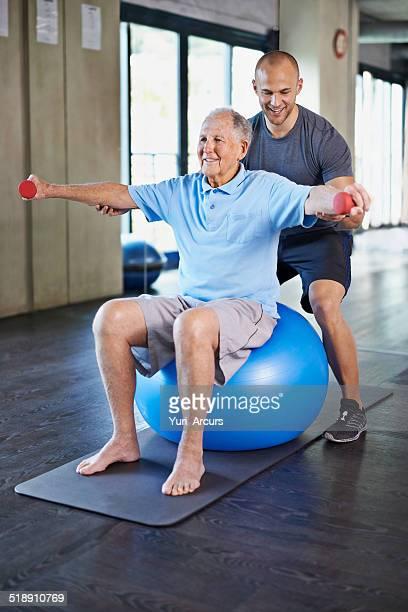 Physiotherapie ist nicht alle schlecht