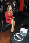 Pia Toscano attends Red Light Management 2014 GRAMMY Awards After Party on January 26 2014 in Los Angeles California