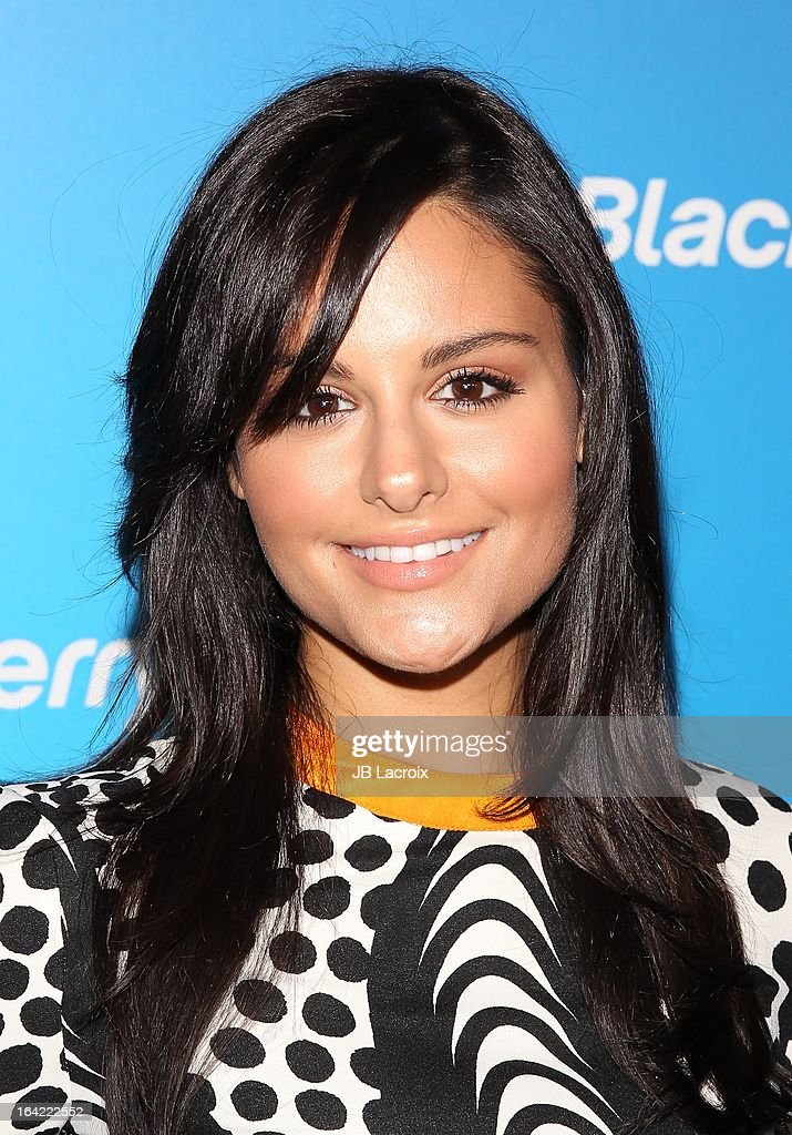 Pia Toscano attends the BlackBerry Z10 Smartphone launch party held at at Cecconi's Restaurant on March 20, 2013 in Los Angeles, California.