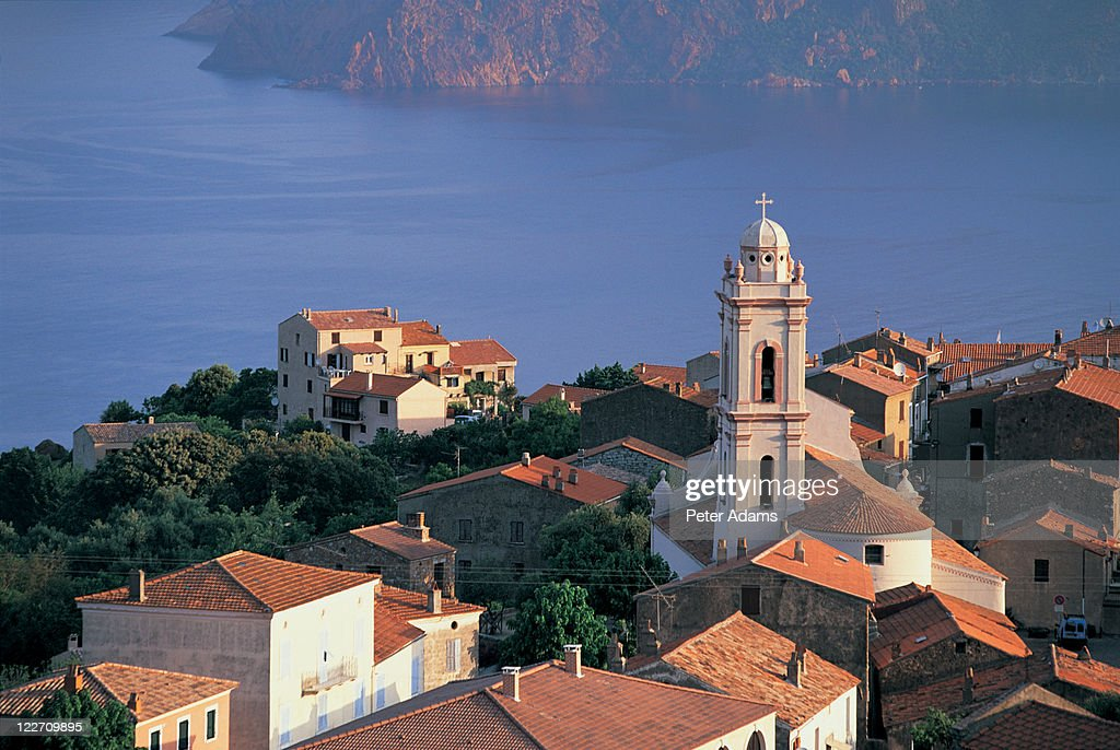 Piana France  City new picture : Piana Corsica France Stock Photo | Getty Images