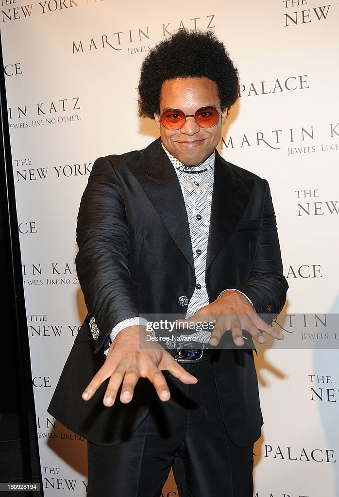 Pianist ELEW (Eric Lewis) attends The New York Palace's unveiling celebration at The New York Palace Hotel on September 17, 2013 in New York City.