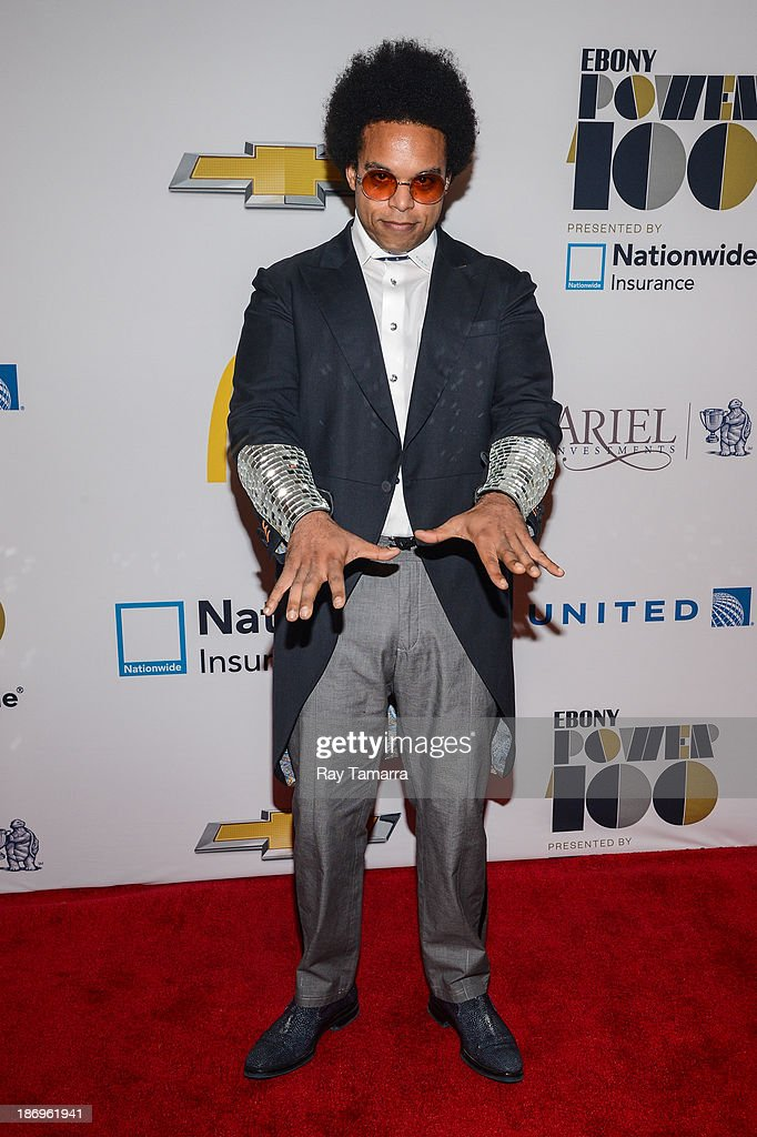 Pianist Eric 'ELEW' Lewis attends the 2013 EBONY Power 100 List Gala at Frederick P. Rose Hall, Jazz at Lincoln Center on November 4, 2013 in New York City.