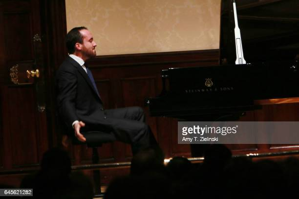 Pianist Igor Levit performs an all Beethoven solo piano recital with works by the composer including the 'Pastoral' and 'Moonlight' sonatas at...
