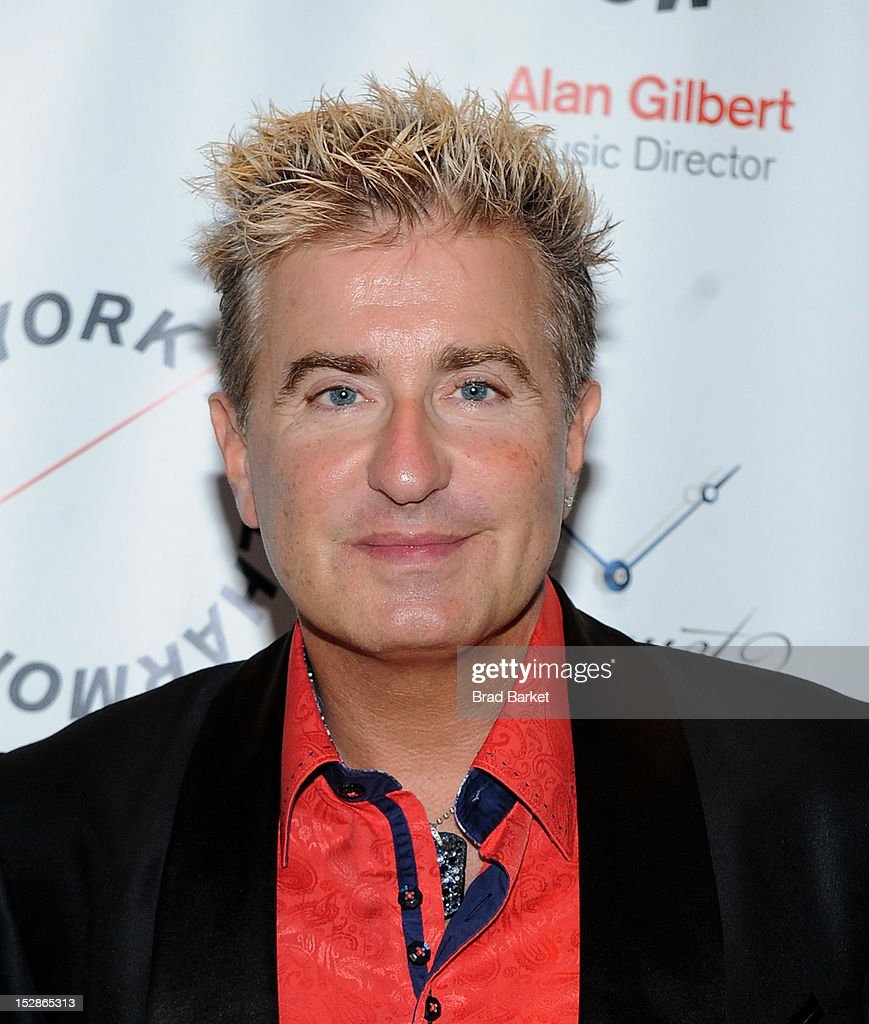 Pianist Jean-Yves Thibaudet attends New York Philharmonic 2012-2013 Opening Gala at Avery Fisher Hall at Lincoln Center for the Performing Arts on September 27, 2012 in New York City.