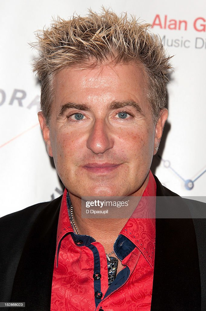 Pianist Jean-Yves Thibaudet attends the New York Philharmonic 171st season opening gala at Avery Fisher Hall at Lincoln Center for the Performing Arts on September 27, 2012 in New York City.