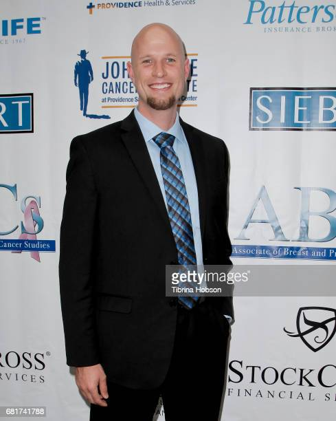 Pianist Jeremy Weinglass attends The Associates for Breast and Prostate Cancer Studies annual Mother's Day Luncheon at Four Seasons Hotel Los Angeles...