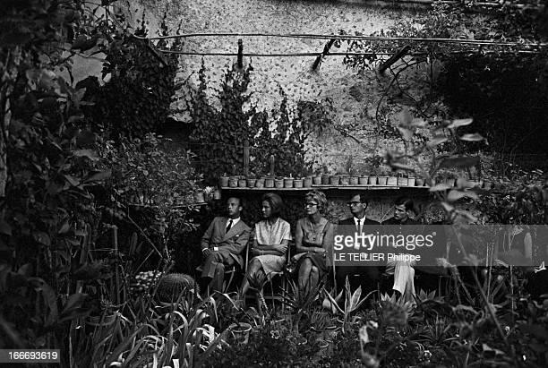 Pianist Tamas Vasary Le 09 aout 1965 le pianiste et chef d'orchestre suisse d'origine hongroise Tamás VASARY donne un récital CHOPIN au couvent de...