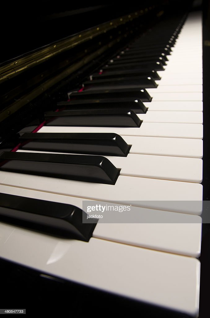 Piano : Foto de stock