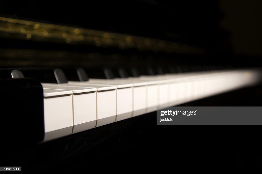 Piano : Stock-Foto