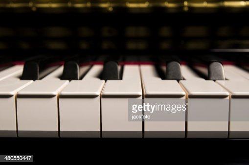 De Piano : Foto de stock