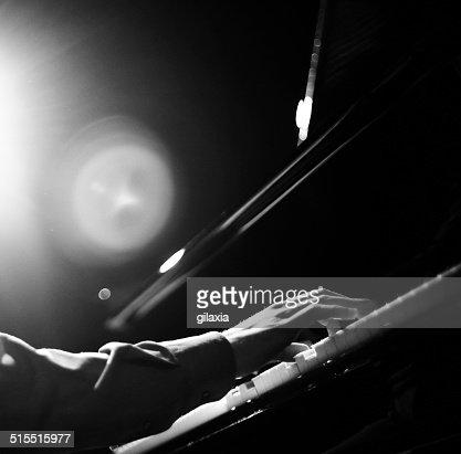 Piano player.