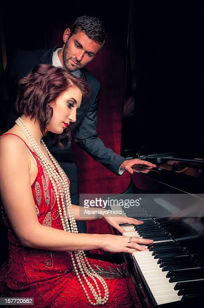 Piano jouant-II