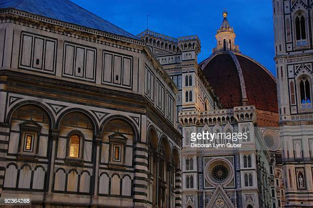 Piazza del Duomo in Florence, Italy
